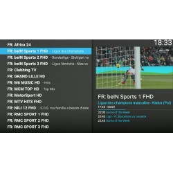ABONNEMENT IPTV EXTRA TOP