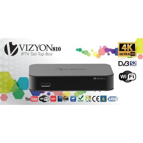 VIZYON 800 IPTV 4K