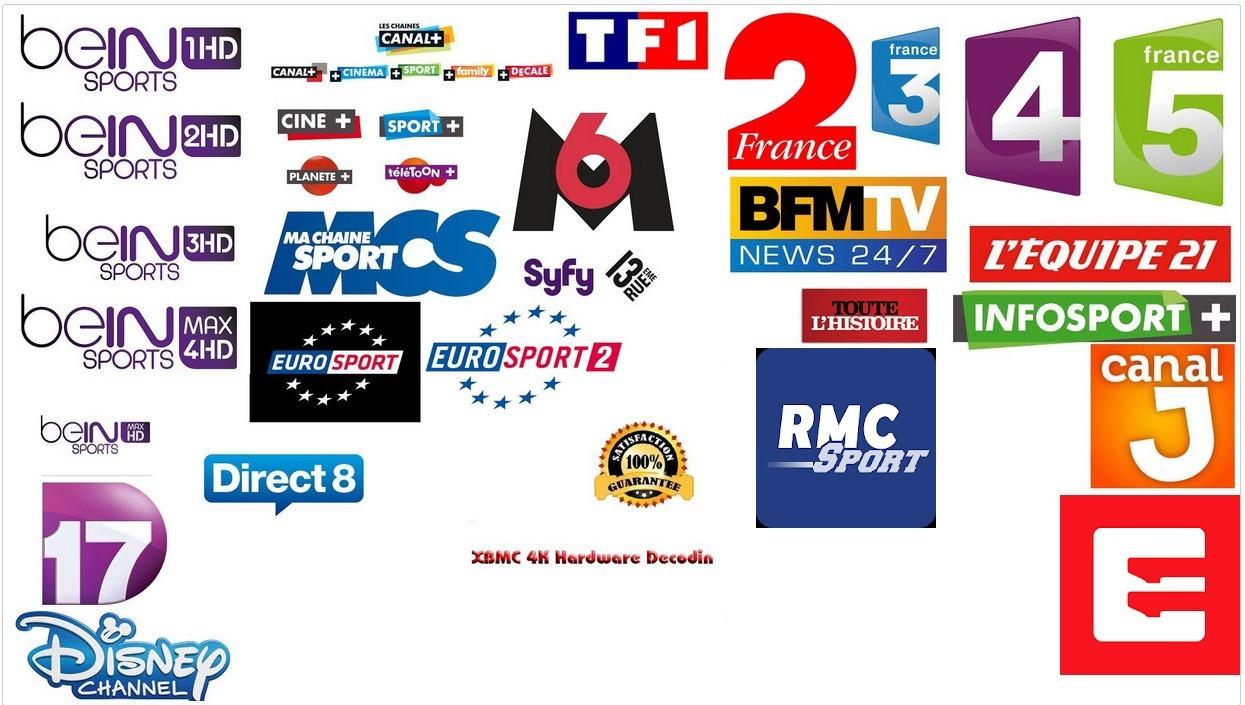 ABONNEMENTS IPTV