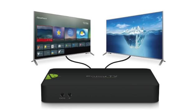 ATV 1660K ANDROID BOX AVEC 2 PRISES HDMI