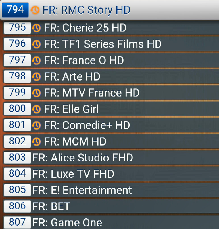 FRANCE IPTV ABONNEMENT PREMIUM