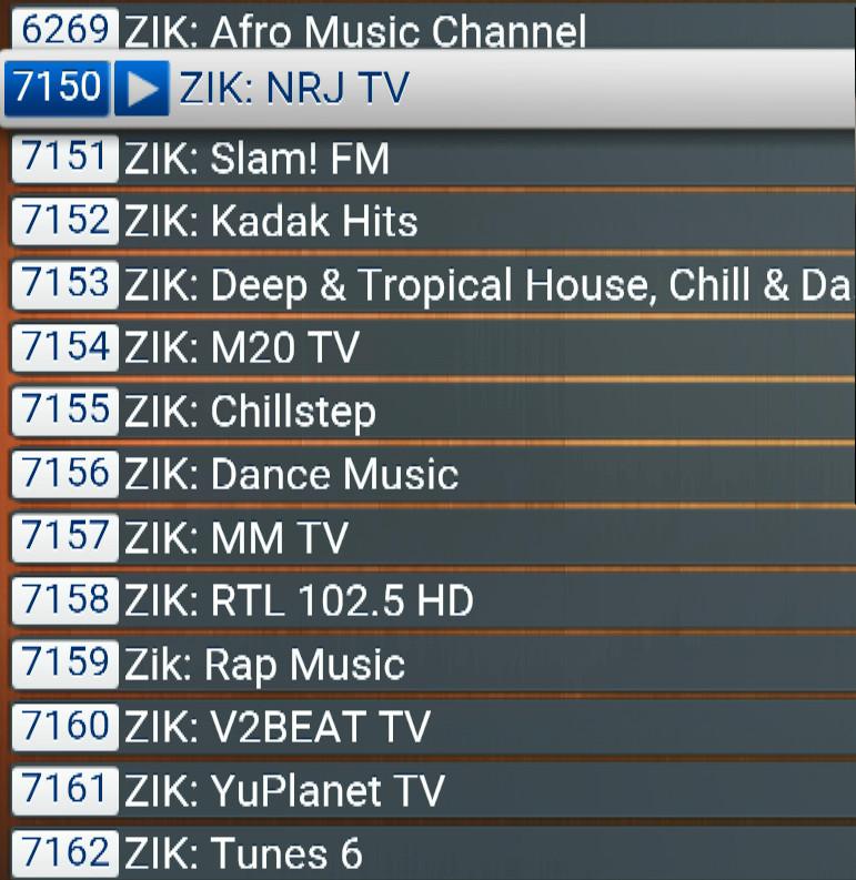 MUSIC ABONNEMENT IPTV PREMIUM