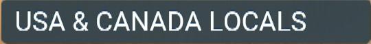 USA CANADA LOCALS