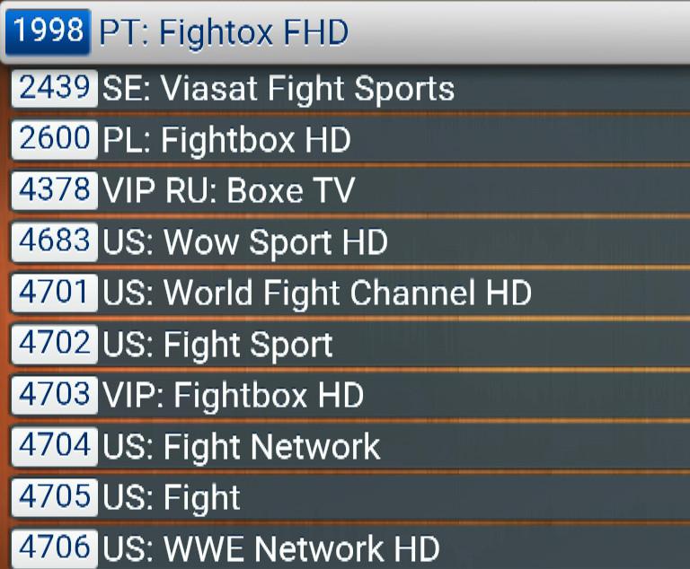 VIP FIGHT BOXING 2 ABONNEMENTSIPTV.COM
