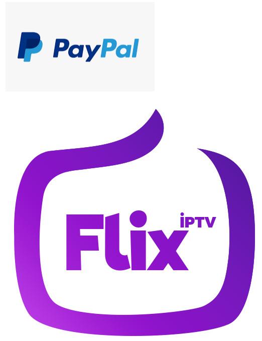 ACTIVATION FLIXIPTV PAIEMENT PAYPAL