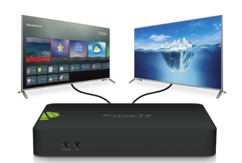 ATV 1660 LA BOX ANDROID AVEC 2 PRISES HDMI