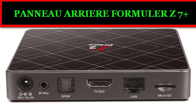 COMMENT FORMATER LA CLE USB AVEC LE FORMULER Z8 ET Z ALPHA