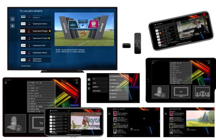 STB EMU TV POUR APPLE TV TRANSFORMEZ VOTRE APPLE TV EN SUPER MAG