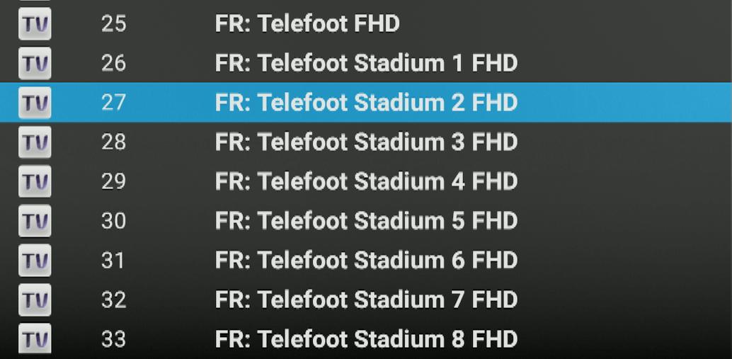 TELEFOOT + TELEFOOT STADIUM