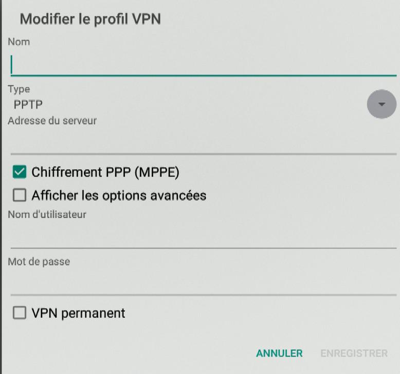 COMMENT INSTALLER UN VPN AVEC VOTRE FORMULER Z 7 PLUS / Z8