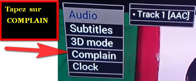 COMMENT REPORTER UN PROBLEME SUR UNE CHAINE TV  A  VOTRE  FOURNISSEUR IPTV