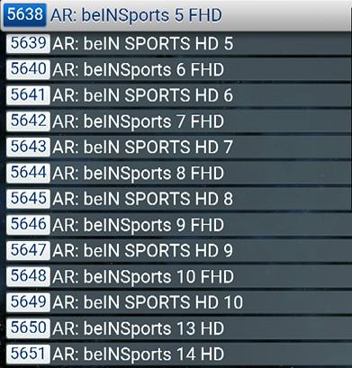 VIPBEINSPORTS HD